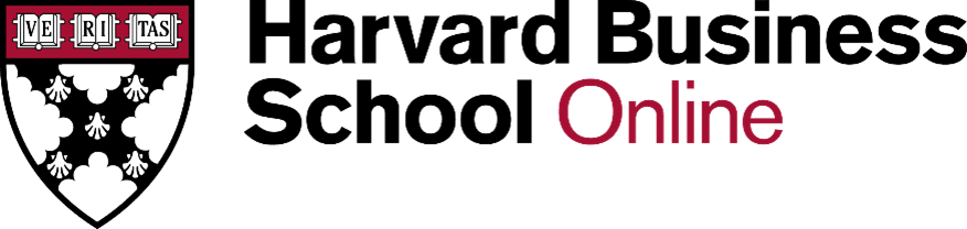 Logo Harvard Business School Online